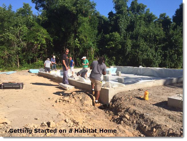 HabitatFirstDay