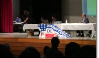 Durham Democratic Convention 2017